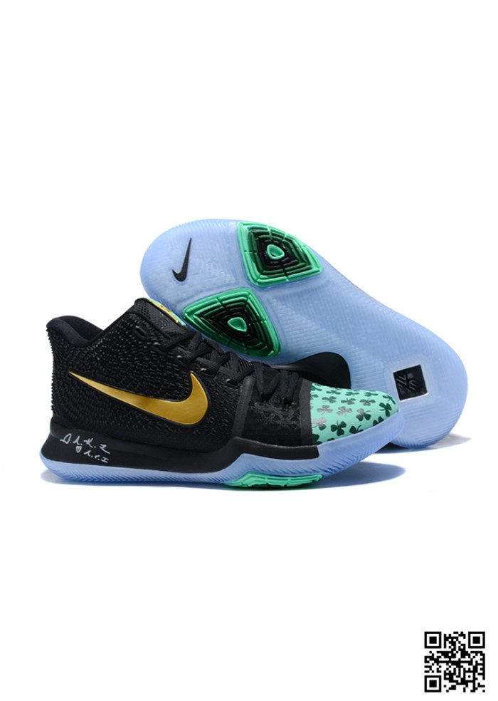 KYR-689019 Sale Nike Kyrie 3 Shoes Celts