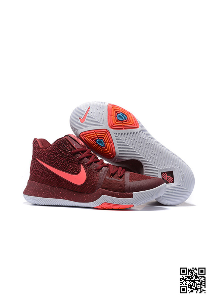 KYR-689021 Sale Nike Kyrie 3 Shoes China Red